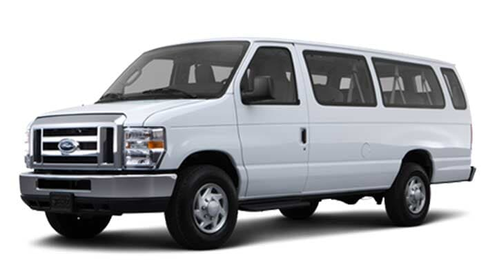 THRIFTY CAR RENTAL - Econoline 15 PASAJEROS