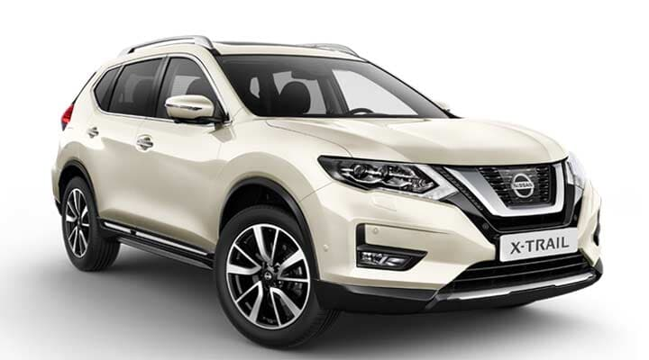 THRIFTY CAR RENTAL - NISSAN X TRAIL 2019