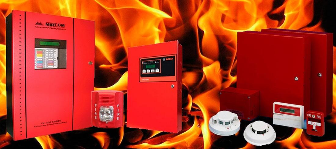 AXES ALARMAS SEGURIDAD Y COMUNICACIÓN - Alarmas contra incendio