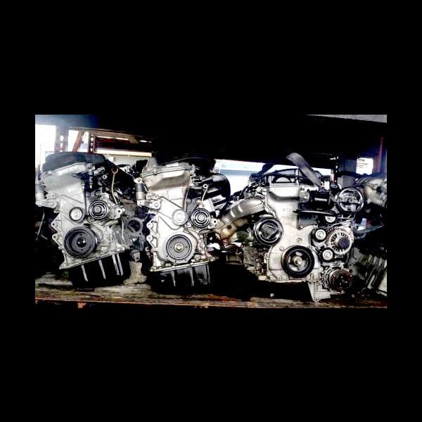 YONKE 87 - Motores para camionetas