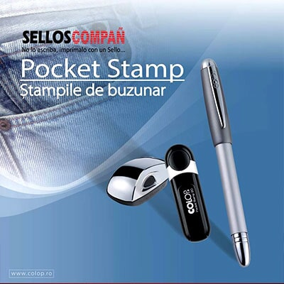 SELLOS COMPAÑ - Pocket stamp
