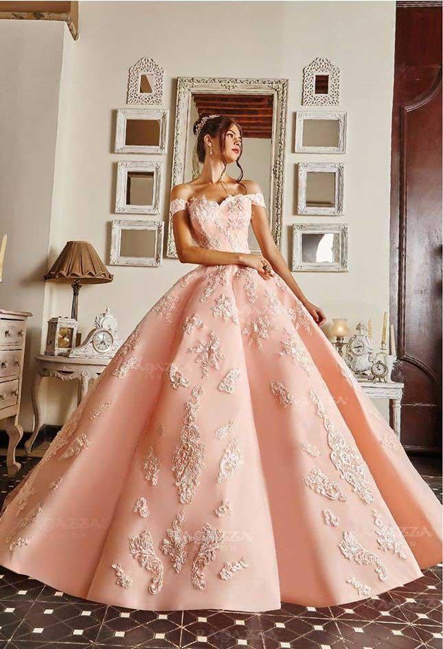 ANGIE BOUTIQUE – vestido rosa