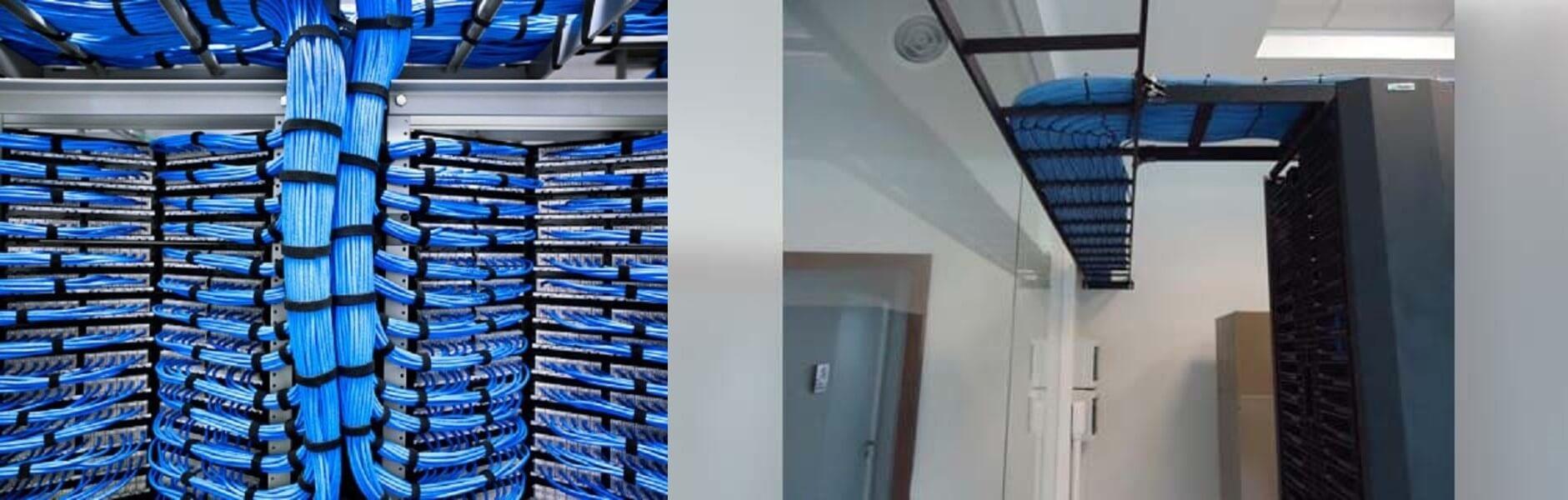 TECNOLOGIA EN REDES Y COMUNICACIONES SA DE CV - Cableado estructurado
