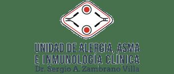 "UNIDAD DE ALERGIA, ASMA E INMUNOLOGIA CLINICA ""DR. SERGIO A. ZAMBRANO VILLA"""