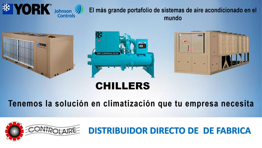 CONTROLAIRE - chillers-1