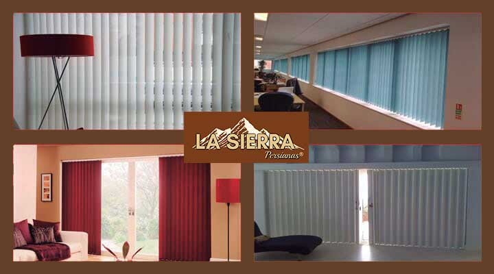 PERSIANAS LA SIERRA  - decoración de interiores