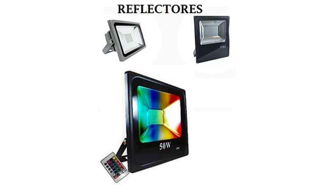 ILUMINACION E&E - Reflectores