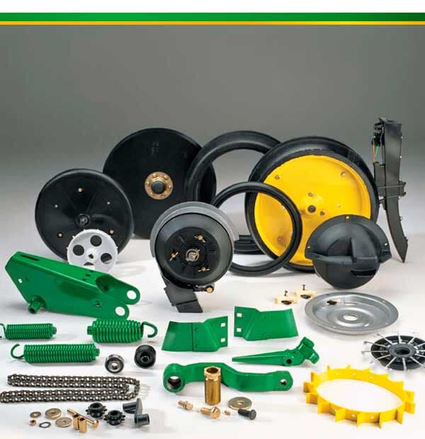 J & P PARTS & IMPLEMENTS-piezas originales para tractores