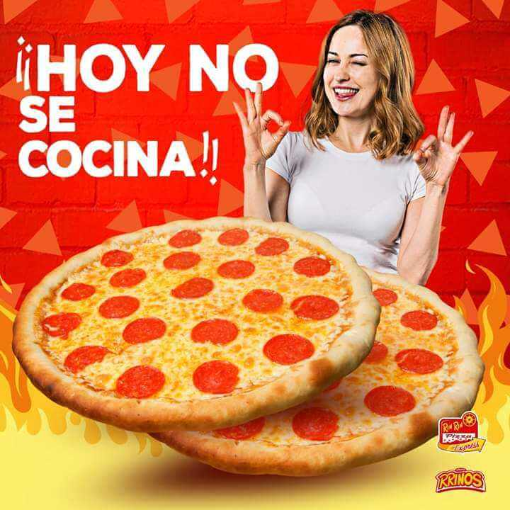 QUESO FUNDIDO CON OSTIONES - RIN RIN PIZZA