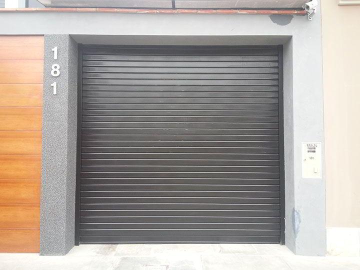 CORTINAS DE ACERO DOMSA - Reparación de cortinas de acero