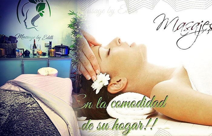 MASSAGE BY EDITH - Deportivos