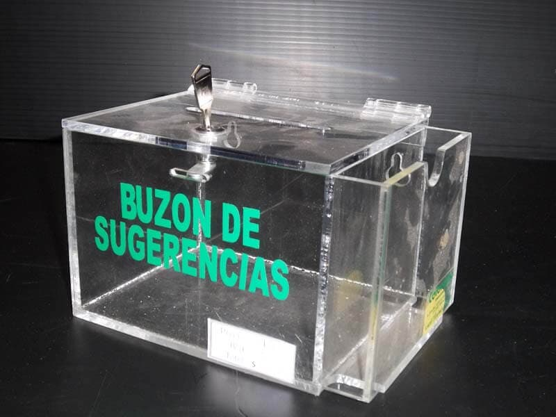 COLORAMA INTERNACIONAL SA DE CV-Buzones