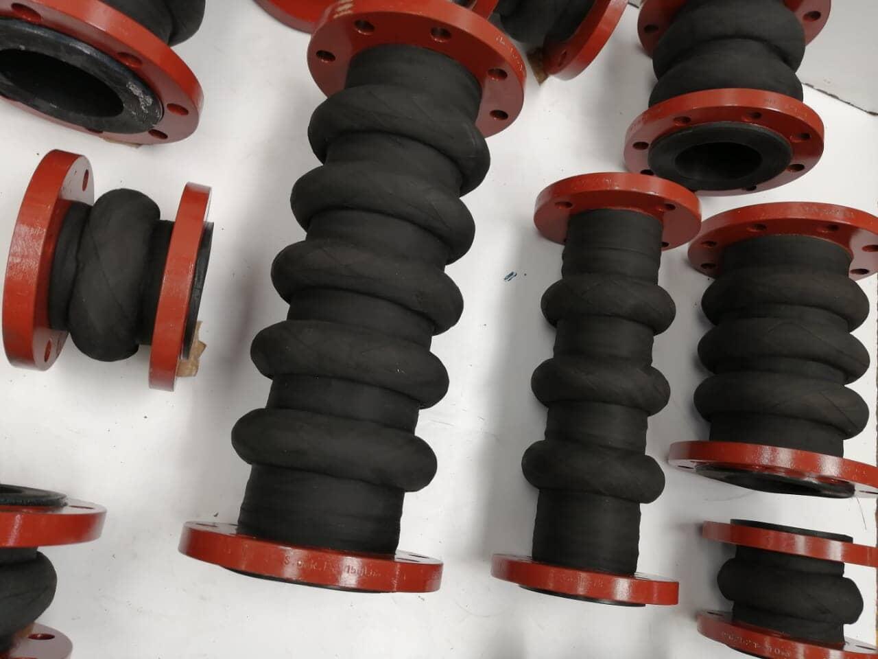 MANFLEX - Diferentes tamaños de Ensamble de maguera flexible