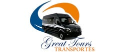TRANSPORTES GREAT TOURS