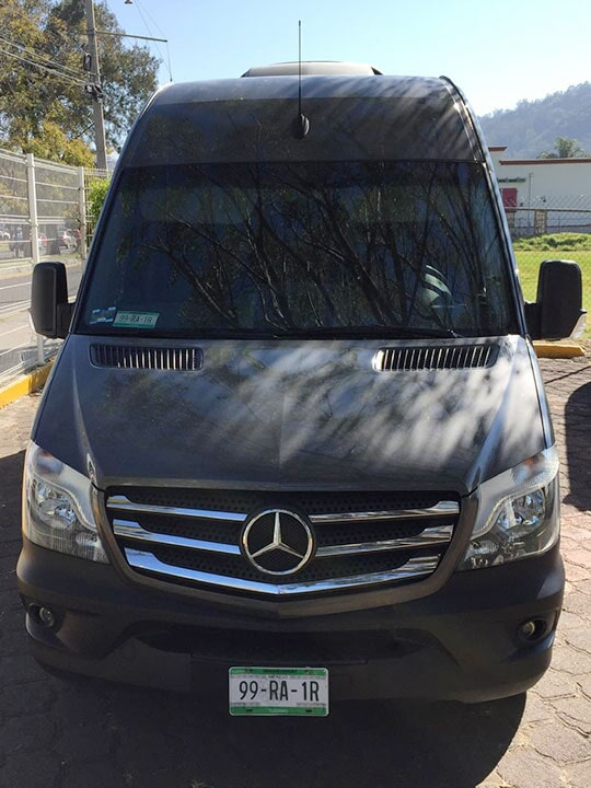 TRANSPORTES GREAT TOURS - Unidades Mercedes Benz
