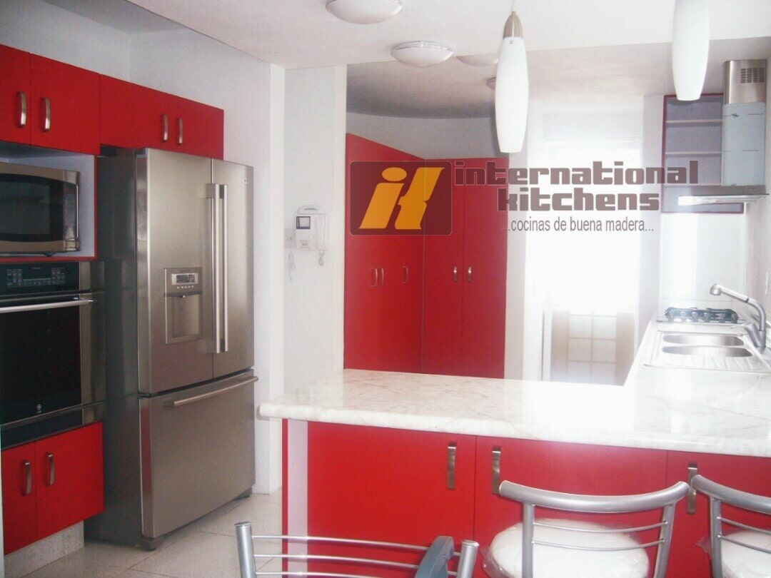 INTERNATIONAL KITCHENS - Cocina Russo