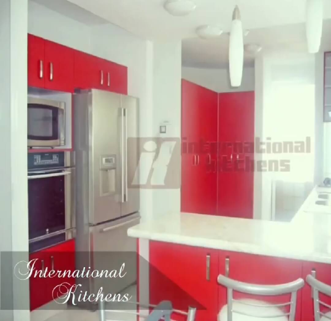 INTERNATIONAL KITCHENS - Cocina Russo1