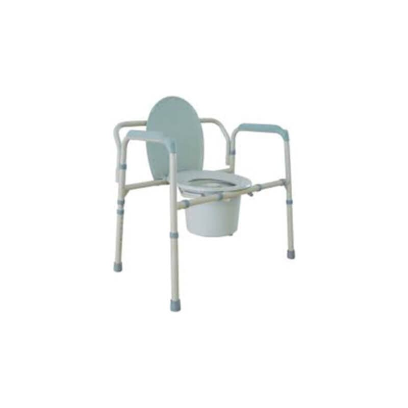 HOUSTON MEDICAL RENTAL - SILLA CON CÓMODO