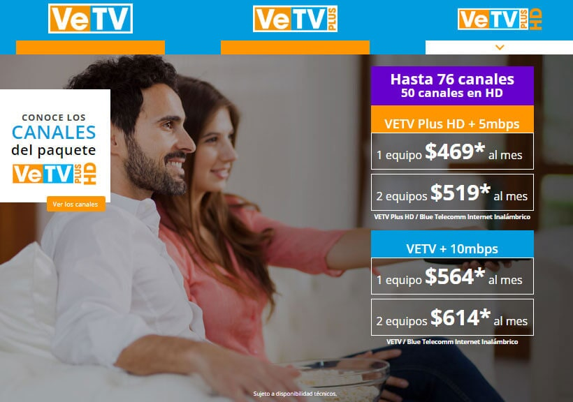 COGNITIVE TECHNOLOGY SOLUTIONS - COMBO-VETV-PLUS-HD