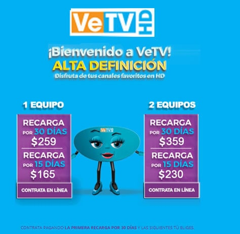 COGNITIVE TECHNOLOGY SOLUTIONS - PAQUETE-VETV-HD
