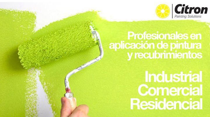 CITRON PAINTING SOLUTIONS - INDUSTRIAL,-COMERCIAL-Y-RESIDENCIAL
