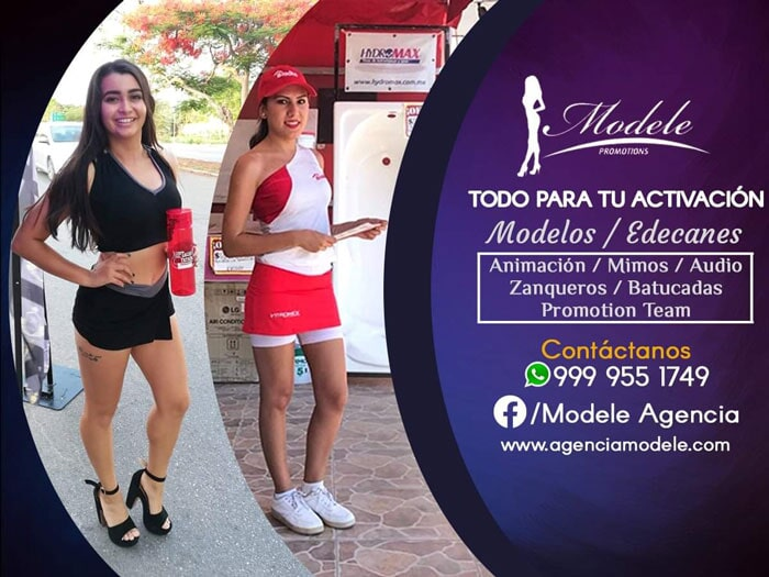 AGENCIA MODELE PROMOTIONS - Mimos