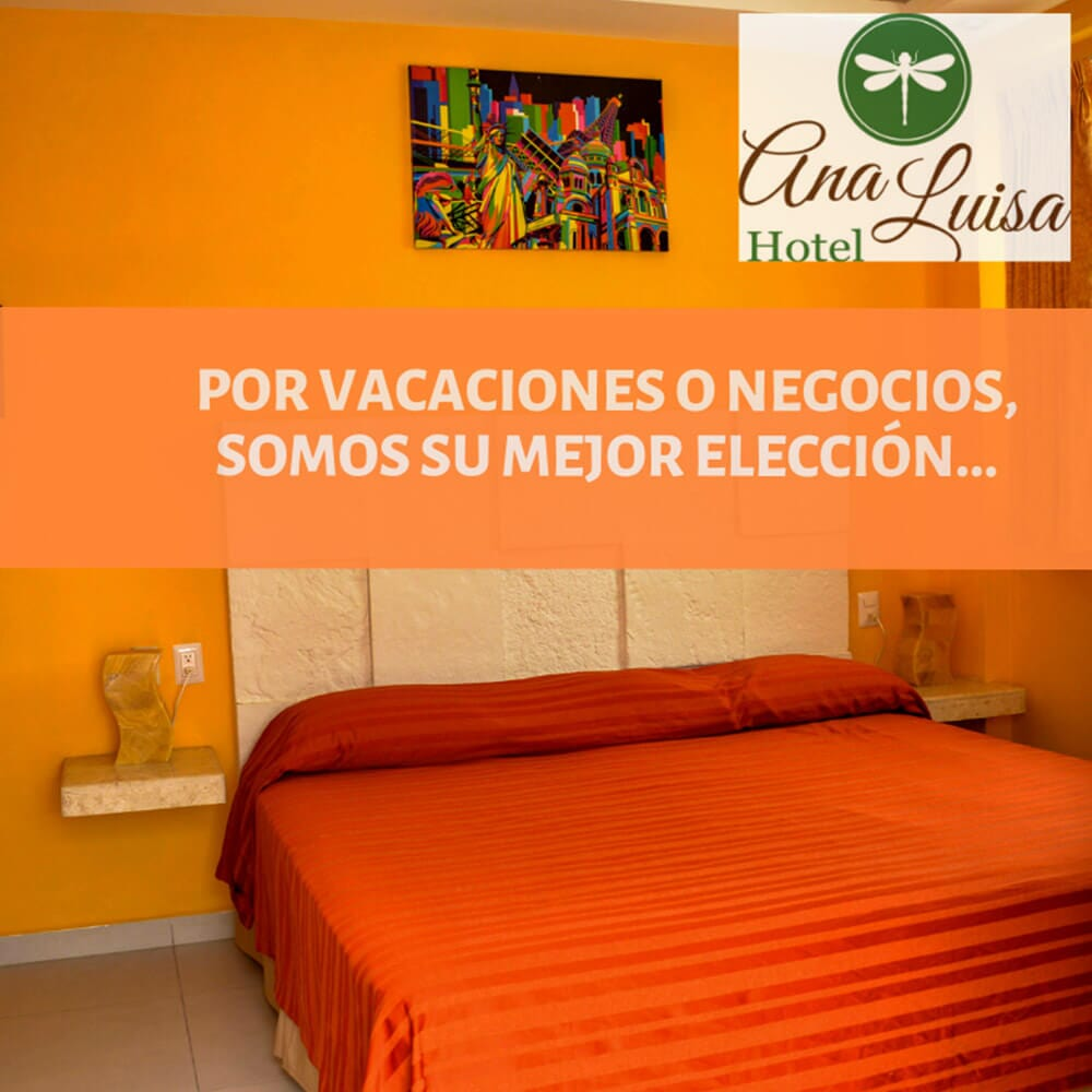 HOTEL ANA LUISA - TV CON CABLE