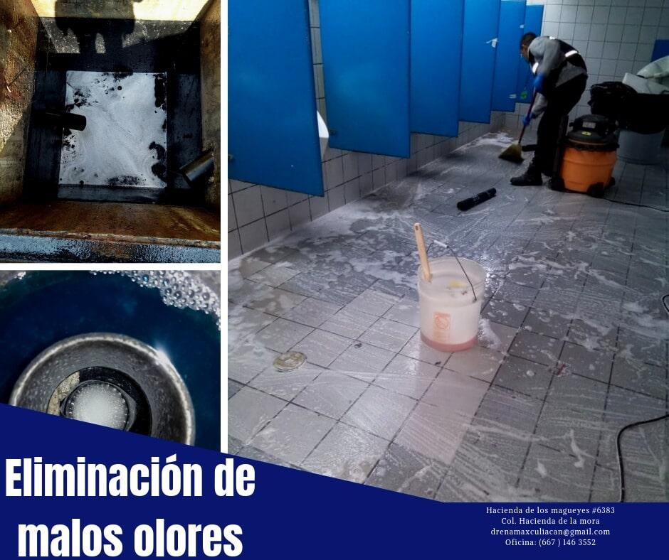 DRENAMAX CULIACÁN  - Lavado de pisos