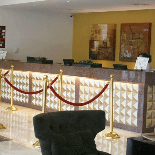 HOTEL RAMADA PLAZA BY WYNDHAM VERACRUZ BOCA DEL RÍO - Chapas electrónicas