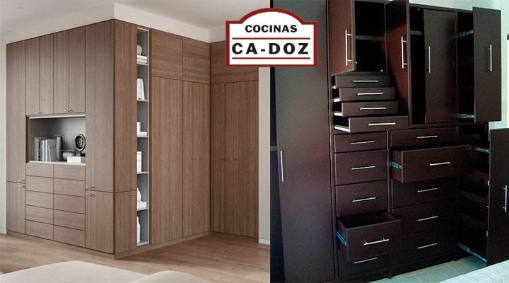 COCINAS CA-DOZ - instalación de closets