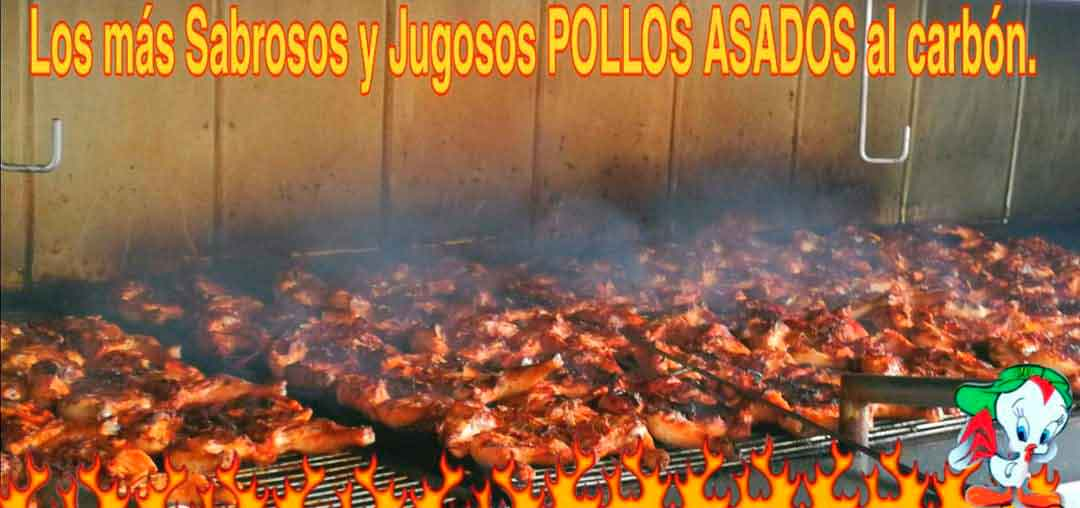 CHICKEN BOY  - Pollos Asados