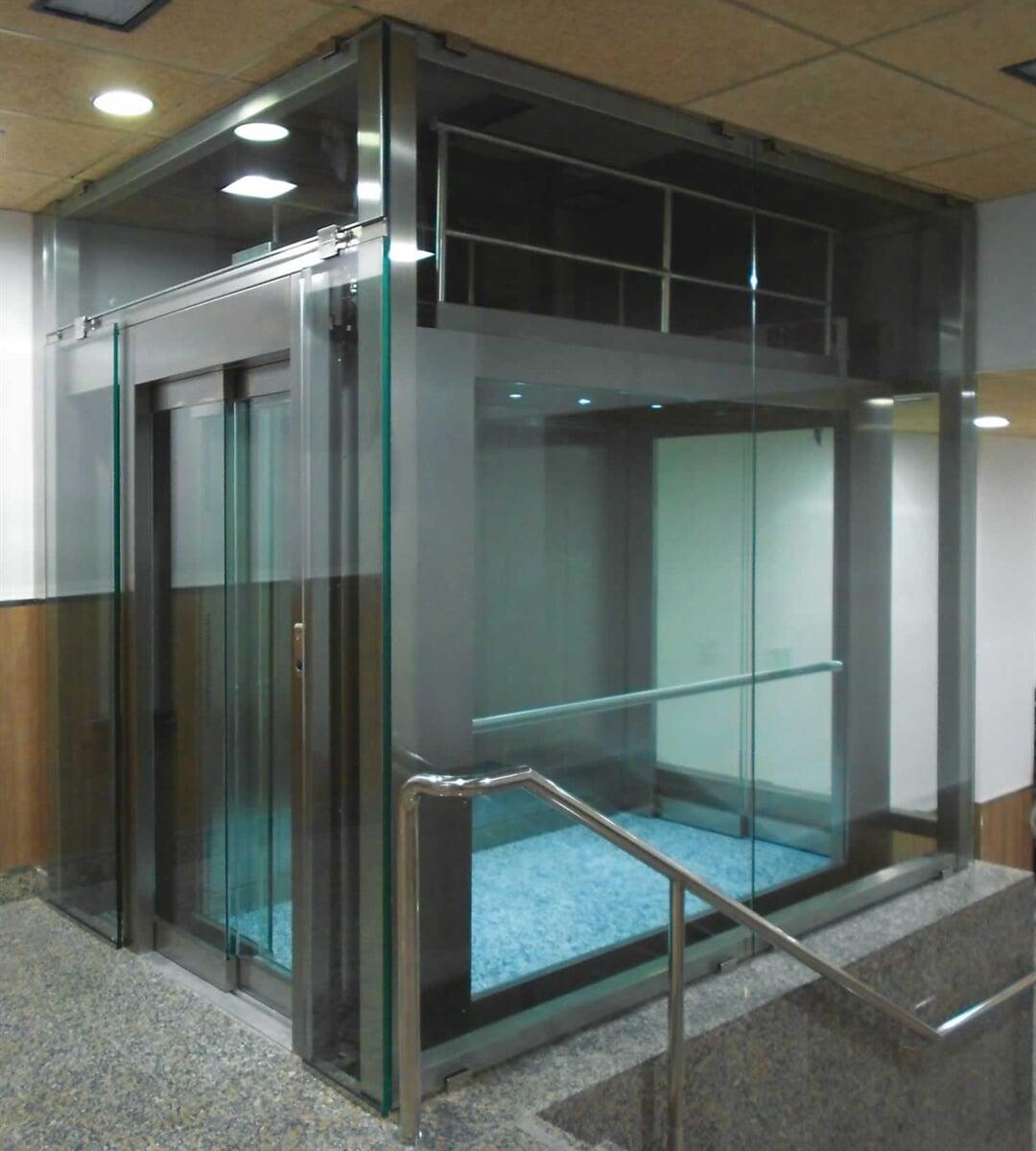 SYMESA – Actualización de elevador