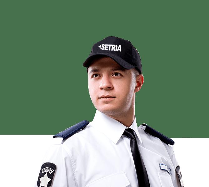 SETRIA - guardias de seguridad privada