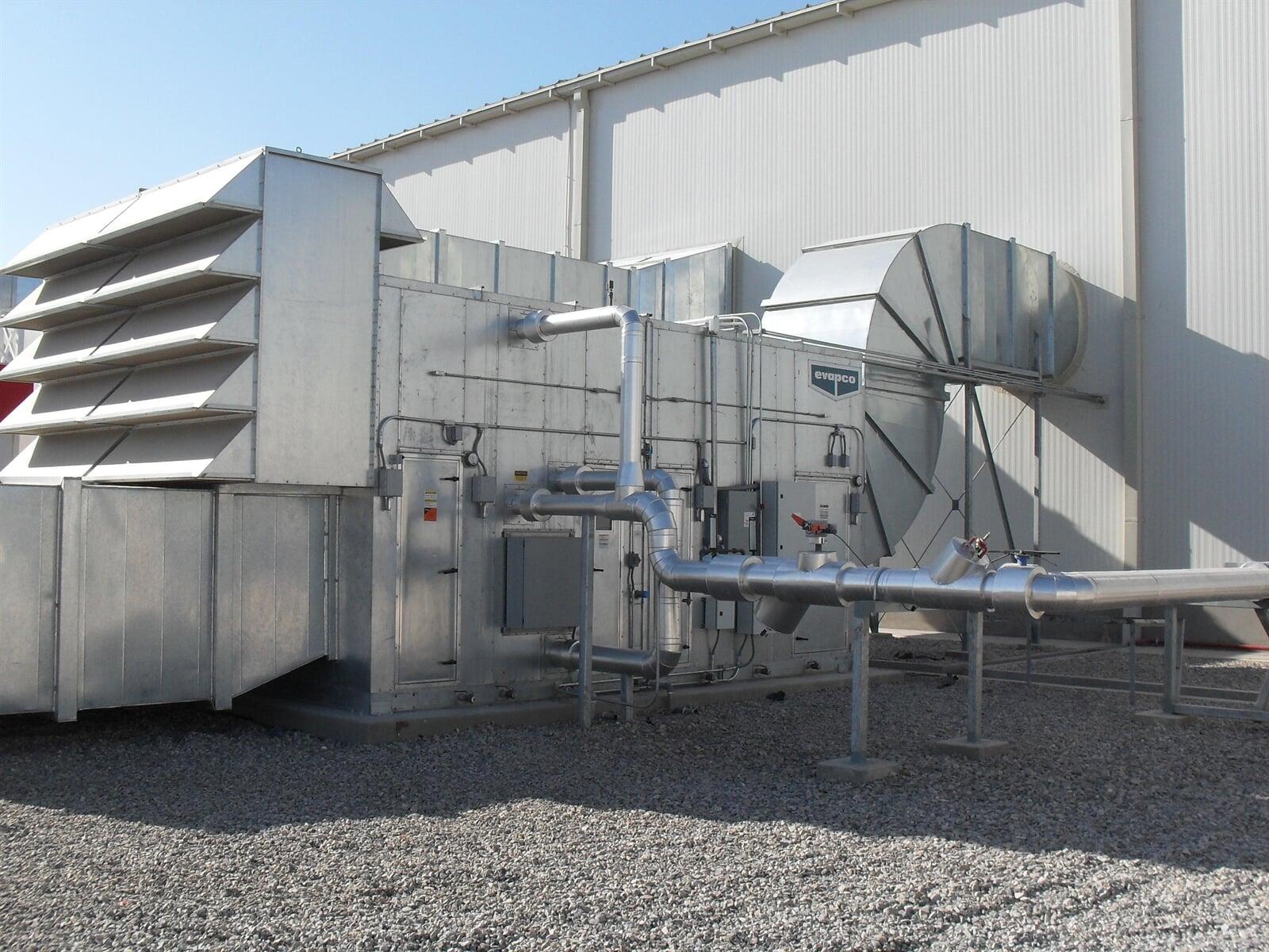 TECNOAIRE SISTEMAS Y EQUIPOS HVAC - Trabajos de ductería