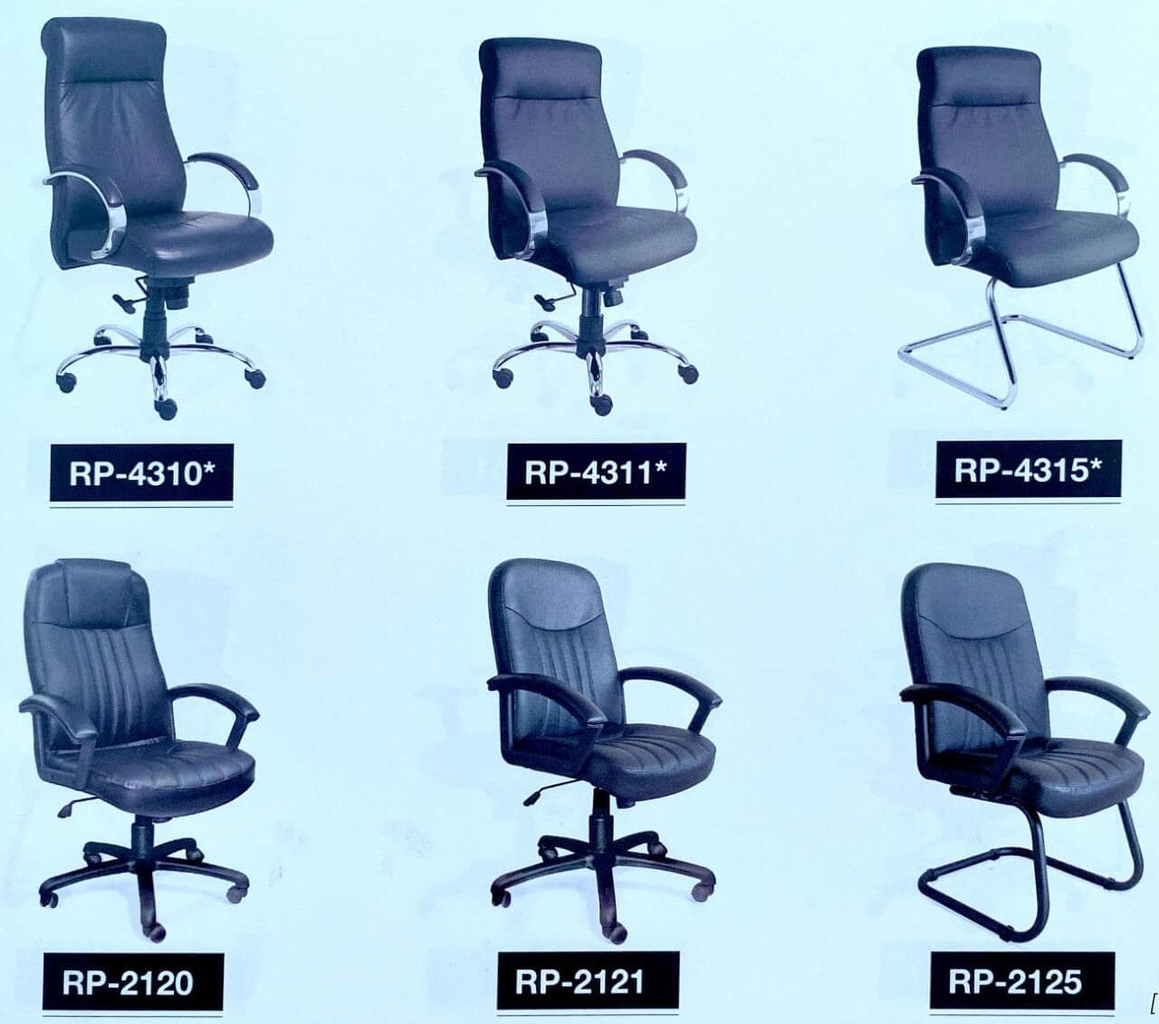 EQUIPOS DE OFICINA GB SA DE CV - sillas comodas