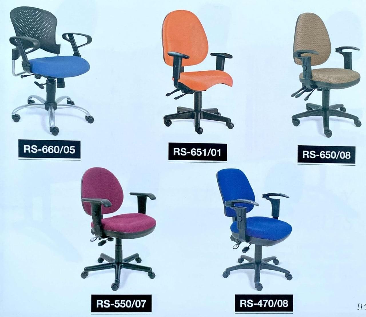 EQUIPOS DE OFICINA GB SA DE CV - sillas para oficina