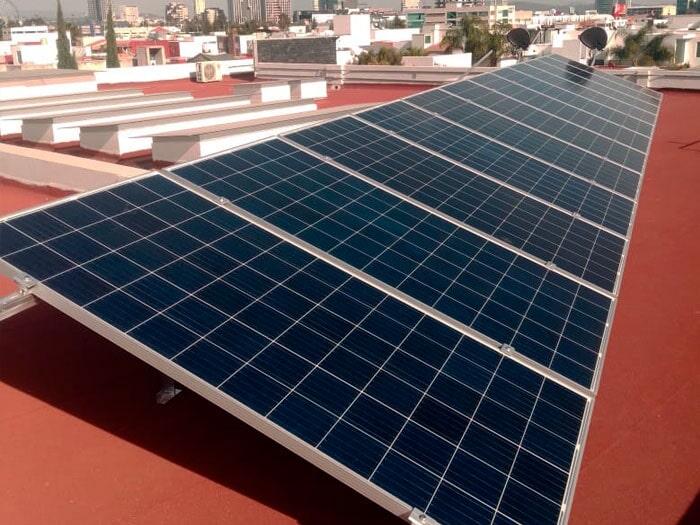 SMART LIVING- Venta de Paneles solares en Puebla