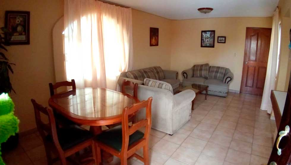 SUITES EL DORADO – TV a color con cable