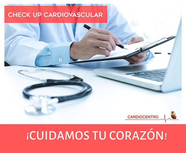 CLINICA DE CORTA ESTANCIA CANCUN – Check up cardiovascular
