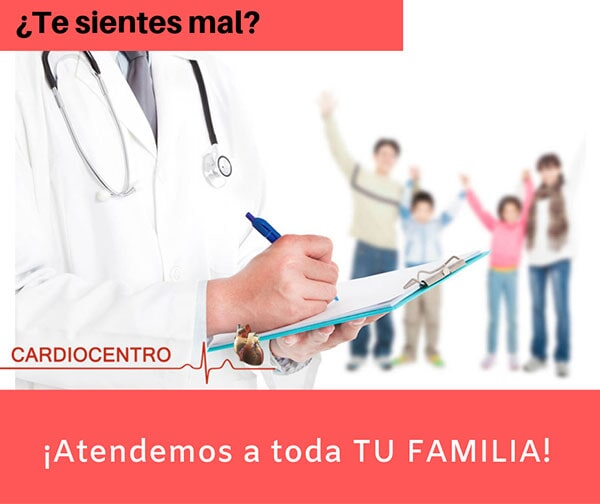 CLINICA DE CORTA ESTANCIA CANCUN – Familia