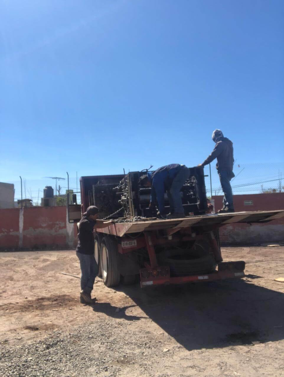 ROA RECICLABLES - desperdicios industriales