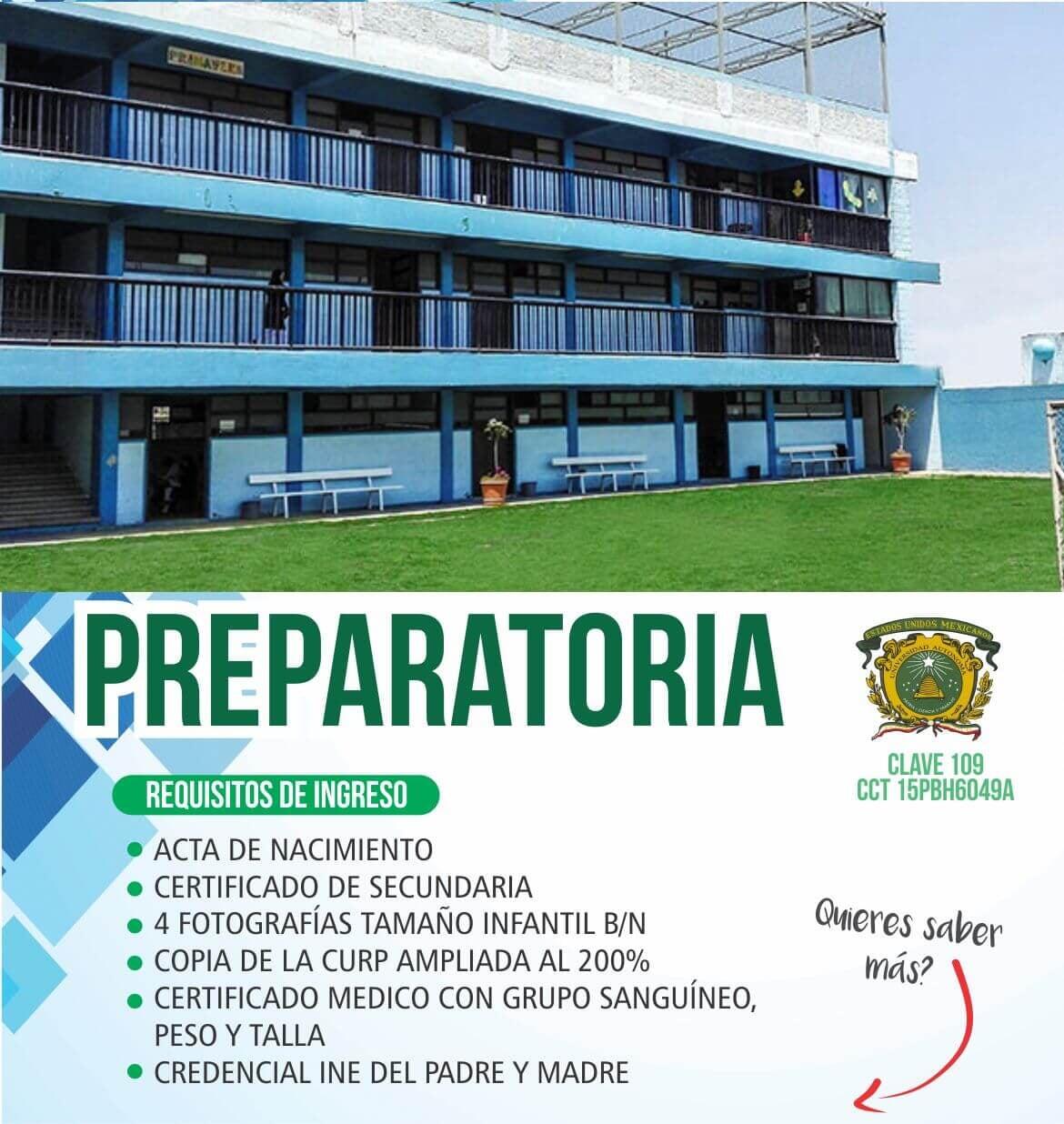 INSTITUTO MILENIUM SC -Preparatoria