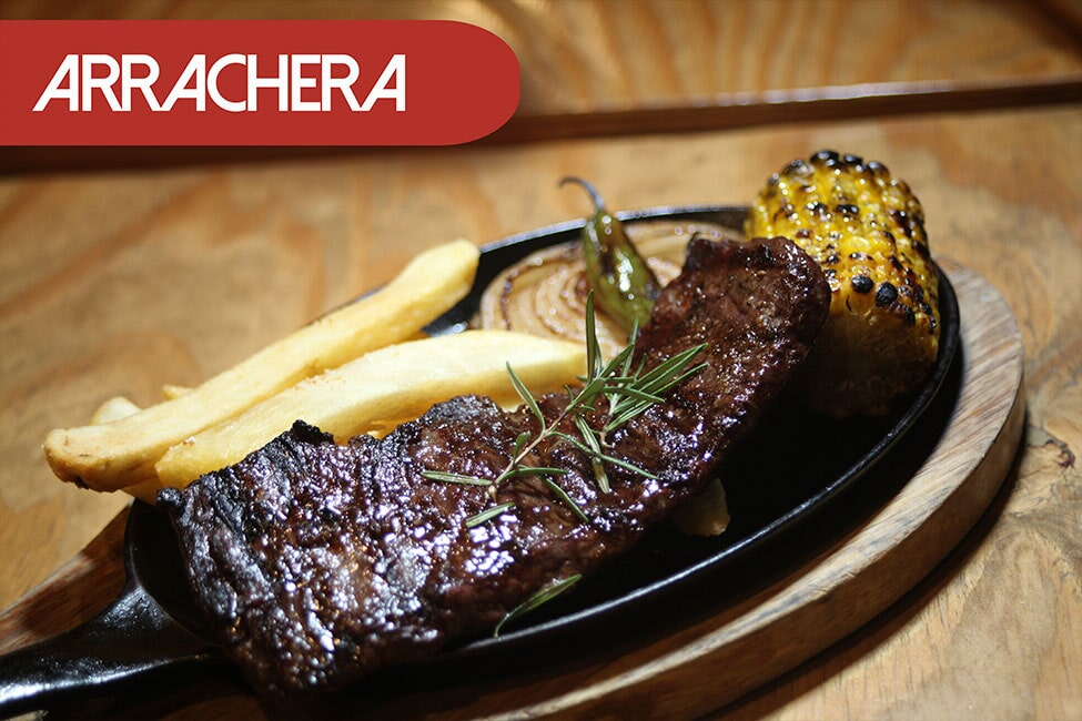 DANTES RESTAURANT - Arrachera