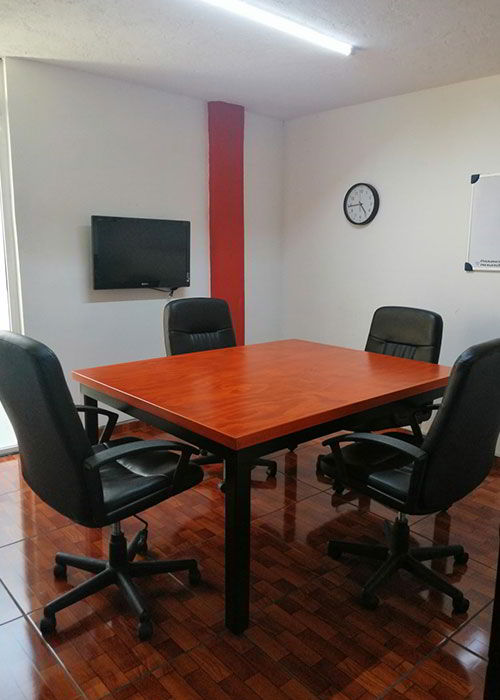 MVA BUSINESS CENTER-QRO MILENIO -  Sala de juntas
