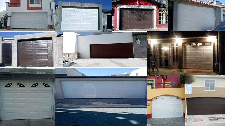 PUERTAS PARA GARAGE AVELAR DOORS - Servicio industrial y residencial