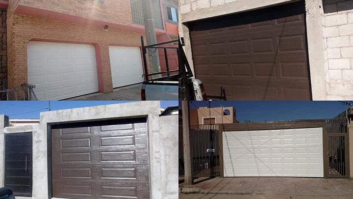 PUERTAS PARA GARAGE AVELAR DOORS - Reparamos motores eléctricos para portón