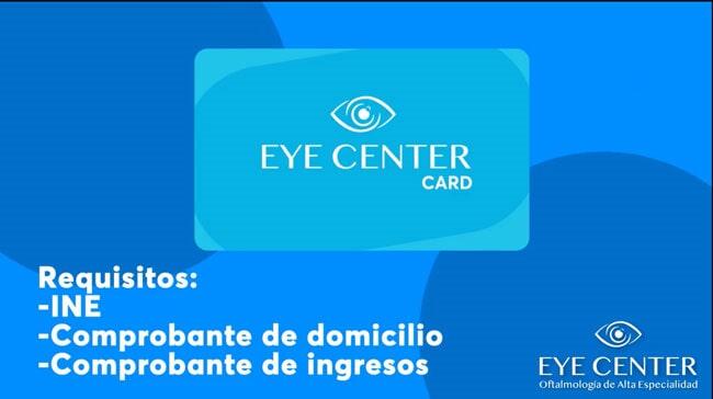 ​EYE CENTER OFTALMOLOGIA DE ALTA ESPECIALIDAD