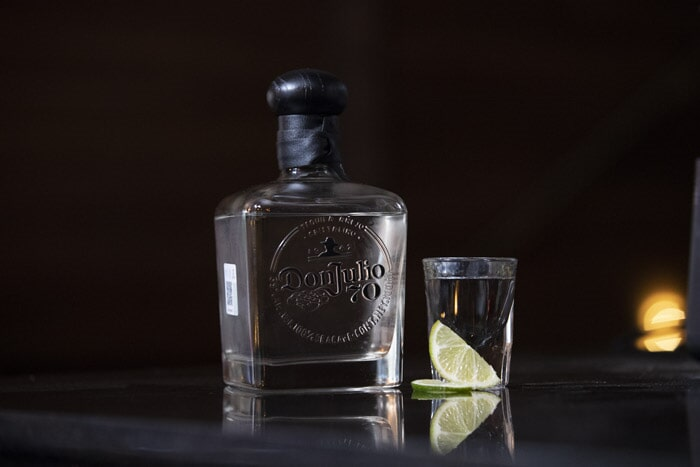 SANTORO GRILL - tequilas