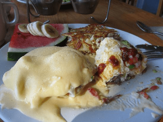 THE PANCAKE HOUSE - Omelets