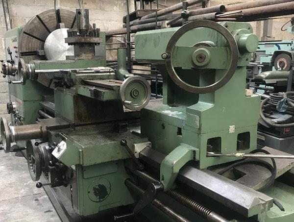 MAQUINADOS CNC MASI – Troqueladoras